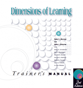 Dimensions of Learning Trainer's Manual Second Edition