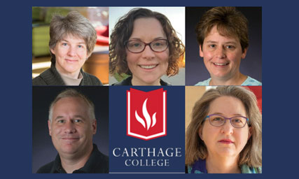 Carthage College Noyce Grant Leaders
