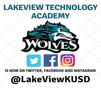 LakeView Technology Academy is now on Twitter, Facebook and Instragram